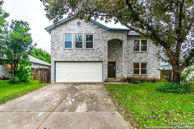 8130 Hill Trails St, San Antonio, TX 78250 (MLS #1345296) :: Alexis Weigand Real Estate Group
