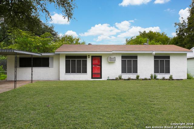 349 Leonidas Dr, San Antonio, TX 78220 (MLS #1345301) :: Alexis Weigand Real Estate Group
