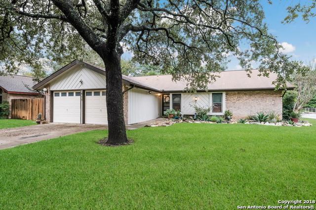 14335 Modesta Pl, San Antonio, TX 78247 (MLS #1345331) :: Alexis Weigand Real Estate Group