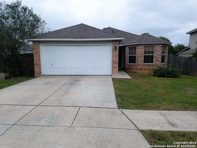 8539 Lone Shadow Trail, Converse, TX 78109 (MLS #1345367) :: Exquisite Properties, LLC