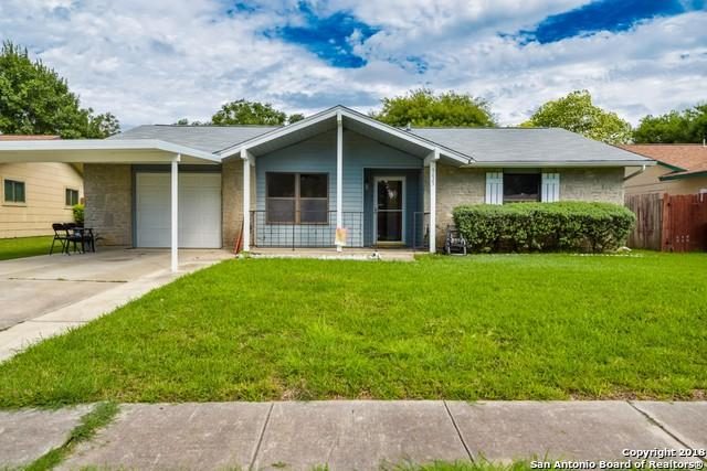 9423 Millbrook Dr, San Antonio, TX 78245 (MLS #1345391) :: Alexis Weigand Real Estate Group