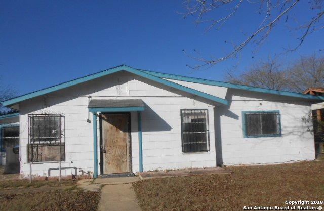 327 Pinehurst Blvd, San Antonio, TX 78221 (MLS #1345422) :: Tom White Group