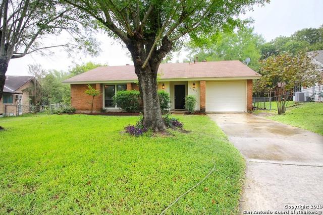 11805 Rainey Meadow Ln, Live Oak, TX 78233 (MLS #1345428) :: Tom White Group