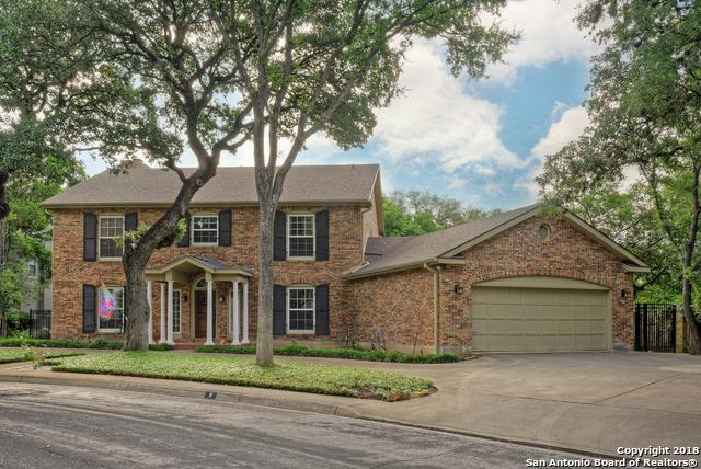 2 Dorchester Pl, San Antonio, TX 78209 (MLS #1345455) :: The Suzanne Kuntz Real Estate Team