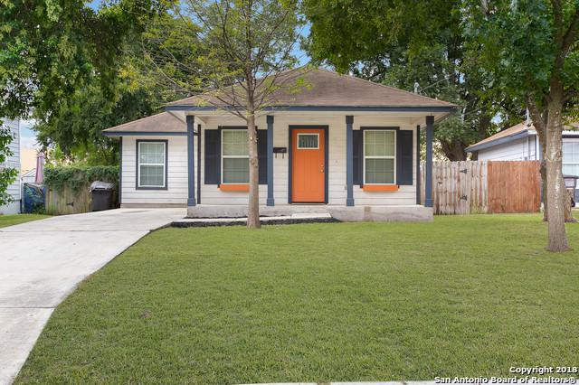 1318 Dawson St, San Antonio, TX 78202 (MLS #1345469) :: Carolina Garcia Real Estate Group