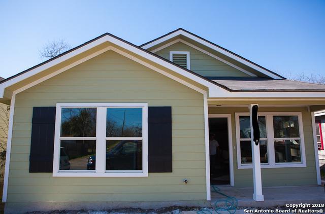 1819 Montana St, San Antonio, TX 78203 (MLS #1345529) :: Alexis Weigand Real Estate Group
