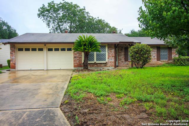 2619 Worldland Dr, San Antonio, TX 78217 (MLS #1345601) :: Alexis Weigand Real Estate Group