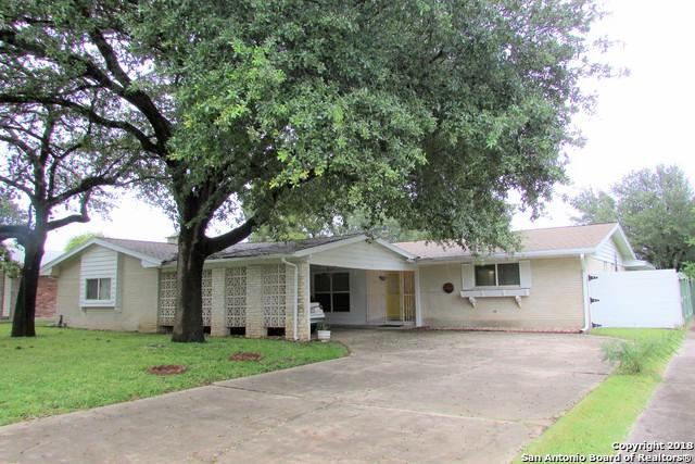 9902 Tioga Dr, San Antonio, TX 78230 (MLS #1345671) :: Alexis Weigand Real Estate Group