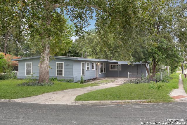 7231 Scotland Dr, San Antonio, TX 78213 (MLS #1345687) :: Alexis Weigand Real Estate Group