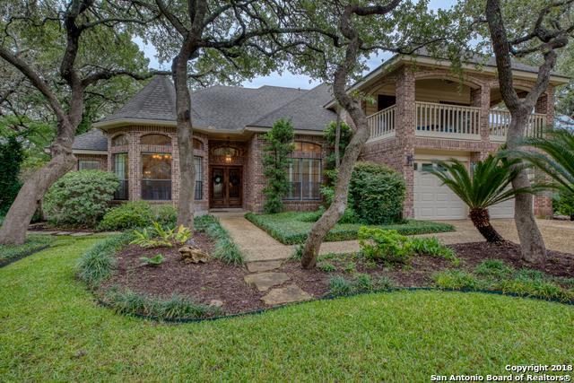 17 Rogers Wood, San Antonio, TX 78248 (MLS #1345702) :: The Suzanne Kuntz Real Estate Team