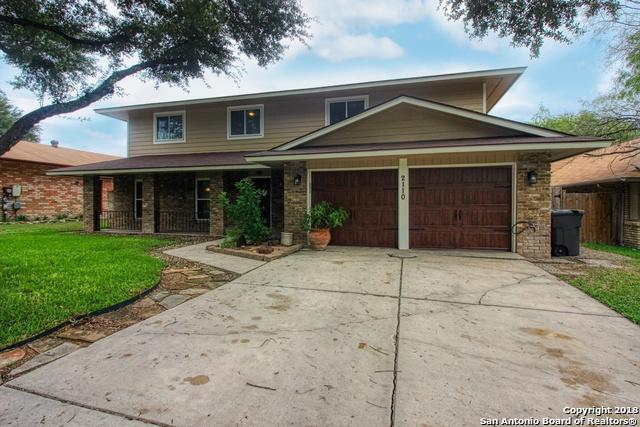 2110 Peach Blossom St, San Antonio, TX 78247 (MLS #1345714) :: The Suzanne Kuntz Real Estate Team
