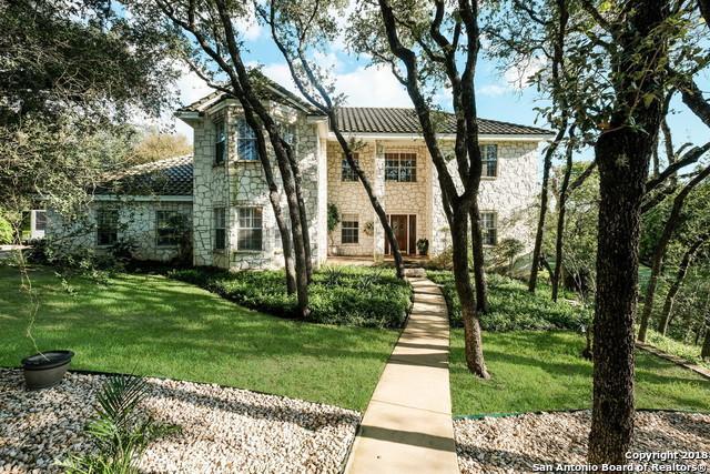 7740 Sweetwind Circle, Fair Oaks Ranch, TX 78015 (MLS #1345925) :: The Suzanne Kuntz Real Estate Team