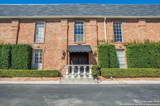 8033 N New Braunfels Ave 200D, San Antonio, TX 78209 (MLS #1346162) :: Tom White Group