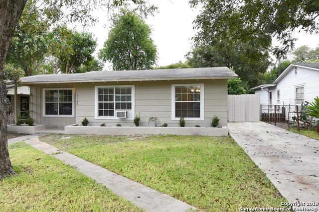 4466 Lark Ave, San Antonio, TX 78228 (MLS #1346277) :: Alexis Weigand Real Estate Group