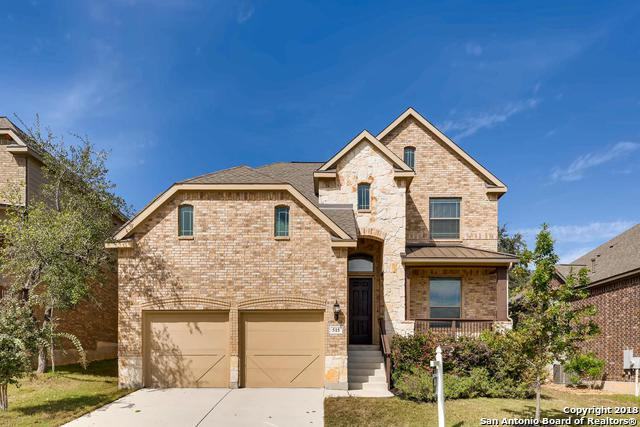 515 Grove Bend, San Antonio, TX 78253 (MLS #1346302) :: Exquisite Properties, LLC