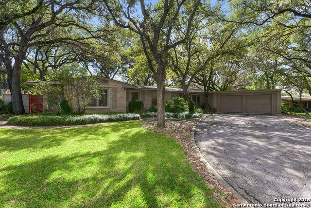 216 Carolwood Dr, Castle Hills, TX 78213 (MLS #1346475) :: Neal & Neal Team