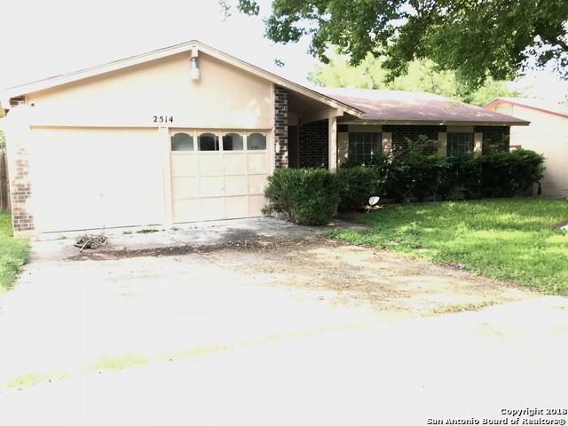 2514 Bear Springs Dr, San Antonio, TX 78245 (MLS #1346544) :: The Suzanne Kuntz Real Estate Team