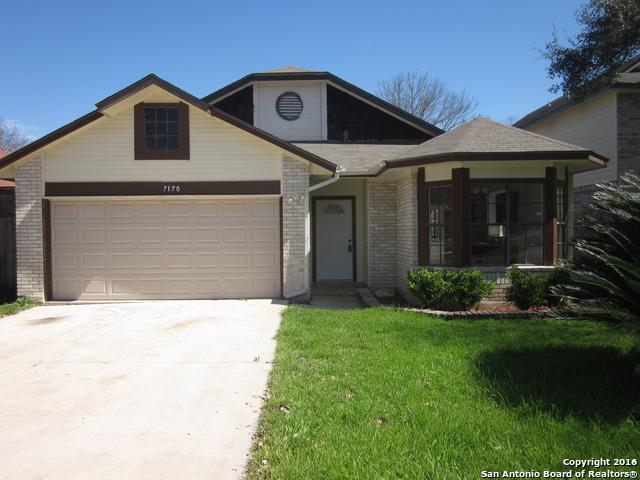 7170 Valley Trails St, San Antonio, TX 78250 (MLS #1346639) :: The Suzanne Kuntz Real Estate Team