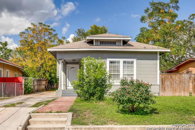 3551 W Woodlawn Ave, San Antonio, TX 78228 (MLS #1346681) :: Alexis Weigand Real Estate Group