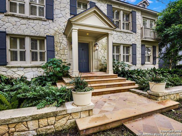 217 College Blvd, San Antonio, TX 78209 (MLS #1346753) :: Tom White Group