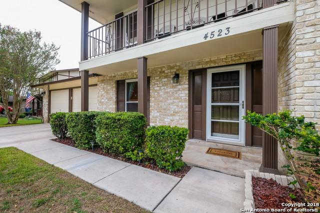 4523 Buckmoor St, San Antonio, TX 78217 (MLS #1346812) :: Exquisite Properties, LLC