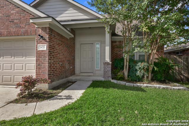 3435 Bennington Way, San Antonio, TX 78261 (MLS #1346861) :: NewHomePrograms.com LLC
