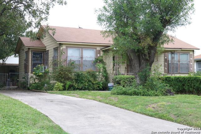607 Sutton Dr, San Antonio, TX 78228 (MLS #1346877) :: NewHomePrograms.com LLC