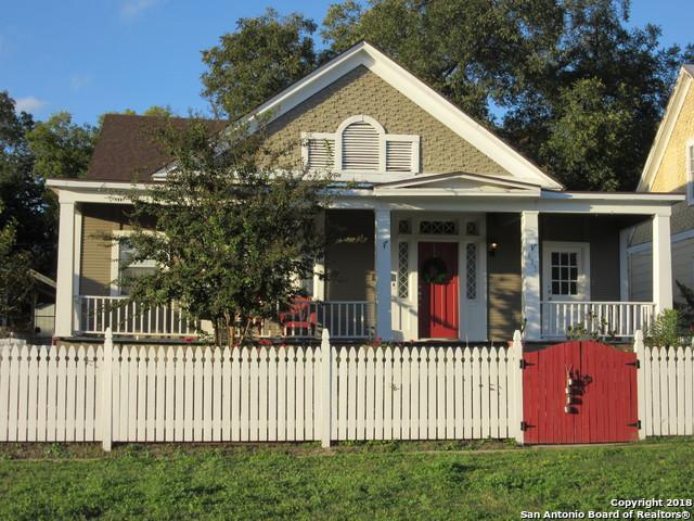 615 W Mulberry Ave, San Antonio, TX 78212 (MLS #1346929) :: Neal & Neal Team