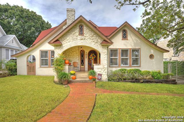 225 Belvidere Dr, Olmos Park, TX 78212 (MLS #1346939) :: ForSaleSanAntonioHomes.com