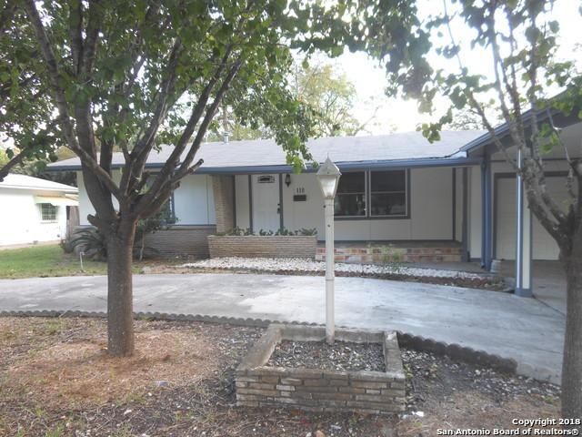 110 Haverhill Dr., San Antonio, TX 78228 (MLS #1346985) :: NewHomePrograms.com LLC