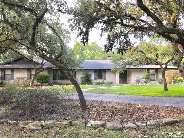 9561 Fawn Dr, Boerne, TX 78006 (MLS #1347028) :: Exquisite Properties, LLC