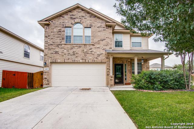 618 Campion Red, San Antonio, TX 78245 (MLS #1347089) :: Exquisite Properties, LLC