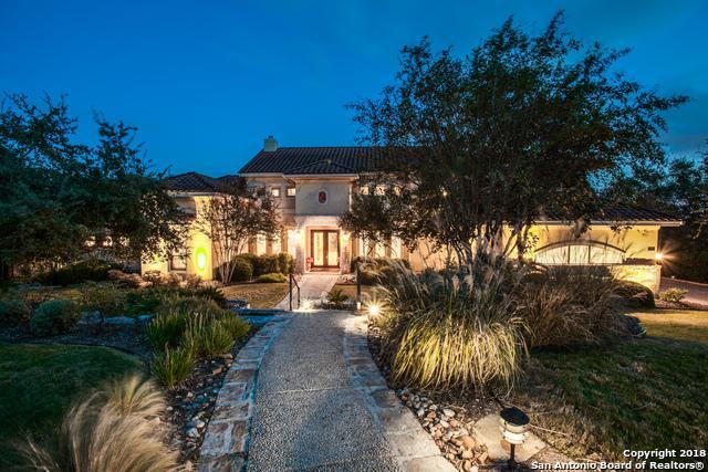 11 Champion Trail, San Antonio, TX 78258 (MLS #1347197) :: The Suzanne Kuntz Real Estate Team