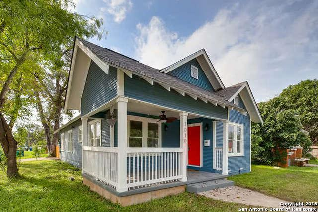 1010 Burleson, San Antonio, TX 78202 (MLS #1347231) :: The Suzanne Kuntz Real Estate Team