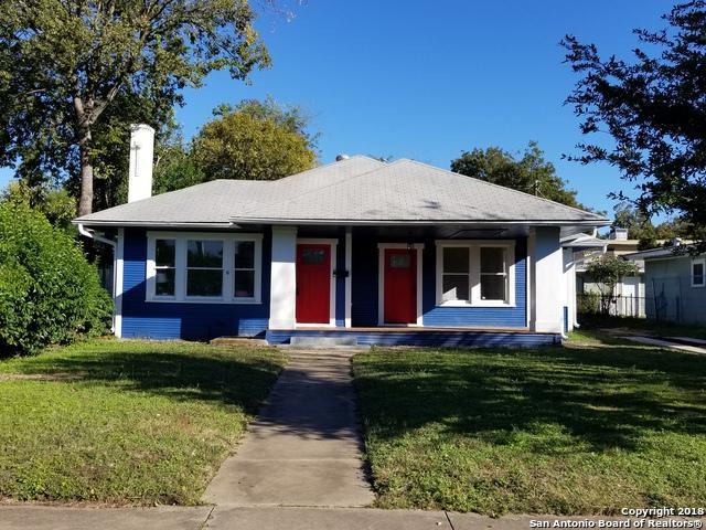 1605 W Mistletoe Ave, San Antonio, TX 78201 (MLS #1347247) :: Exquisite Properties, LLC