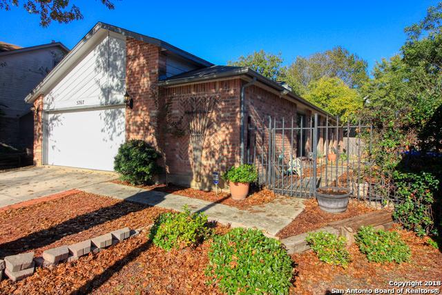 5767 Spring Sunshine, San Antonio, TX 78247 (MLS #1347293) :: Exquisite Properties, LLC
