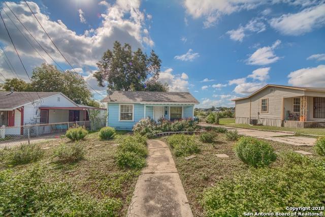 2306 E Crockett St, San Antonio, TX 78202 (MLS #1347298) :: Alexis Weigand Real Estate Group