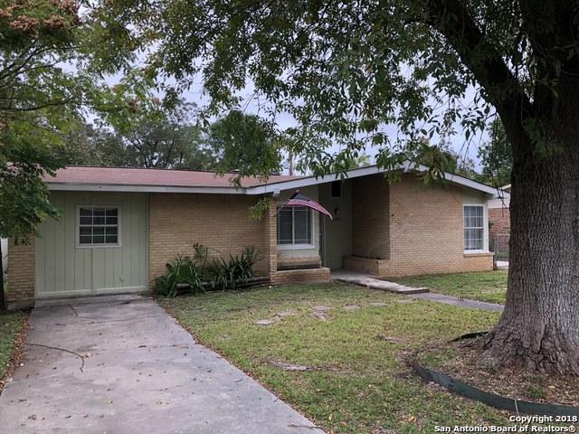 507 Cicero Dr, San Antonio, TX 78218 (MLS #1347319) :: Exquisite Properties, LLC