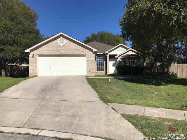 2573 Woodland Village Pl, Schertz, TX 78154 (MLS #1347326) :: Alexis Weigand Real Estate Group