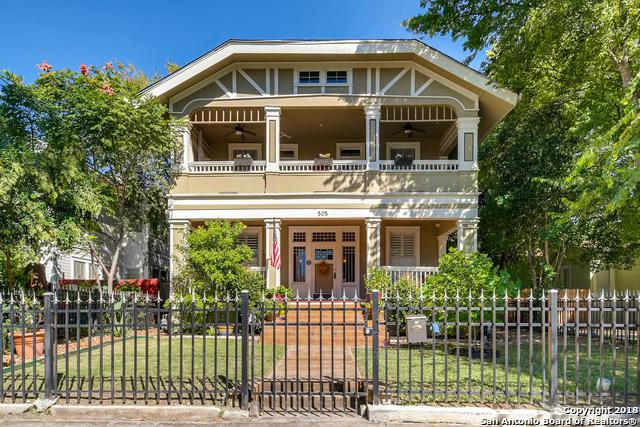 505 E Evergreen St, San Antonio, TX 78212 (MLS #1347382) :: Tom White Group