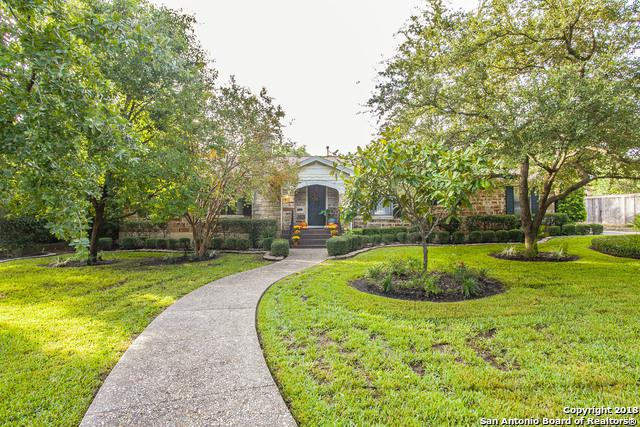 120 Tuttle Rd, San Antonio, TX 78209 (MLS #1347475) :: The Suzanne Kuntz Real Estate Team