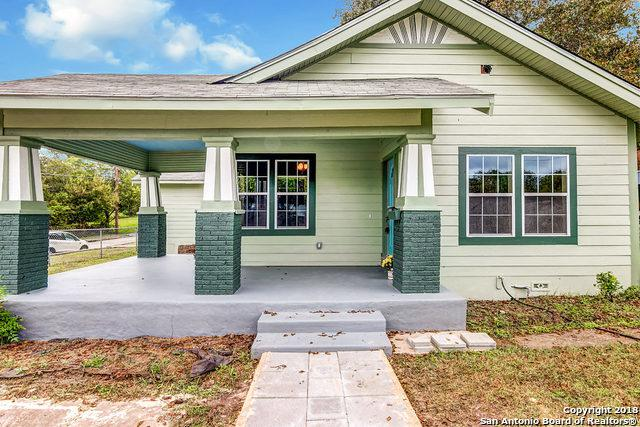 146 Yucca St, San Antonio, TX 78203 (MLS #1347647) :: The Suzanne Kuntz Real Estate Team
