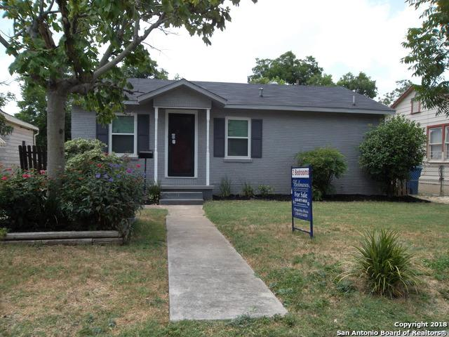 1618 W Hollywood, San Antonio, TX 78201 (MLS #1347655) :: Exquisite Properties, LLC