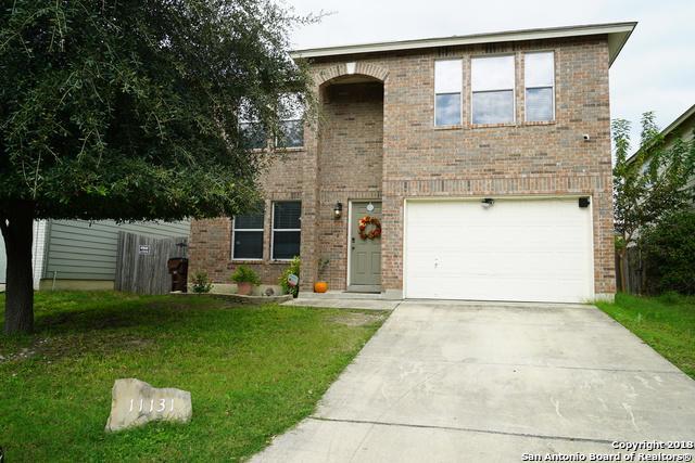 11131 Bushwack Pass, San Antonio, TX 78254 (MLS #1347657) :: The Suzanne Kuntz Real Estate Team