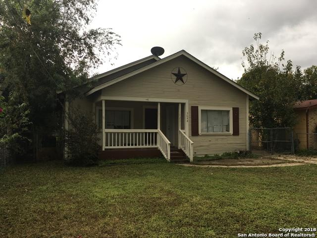 3642 W Woodlawn Ave, San Antonio, TX 78228 (MLS #1347822) :: Alexis Weigand Real Estate Group