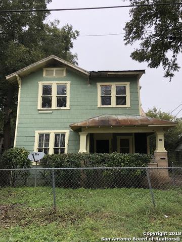 109 Blue Bonnet St, San Antonio, TX 78202 (MLS #1347966) :: The Suzanne Kuntz Real Estate Team