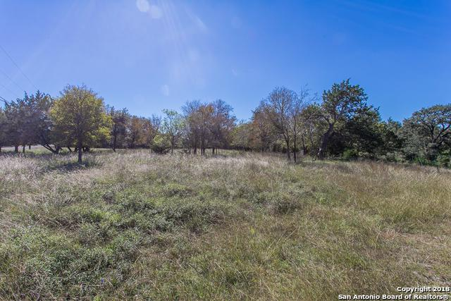 LOT 724 Circle Oak Dr, Bulverde, TX 78163 (MLS #1348003) :: The Suzanne Kuntz Real Estate Team