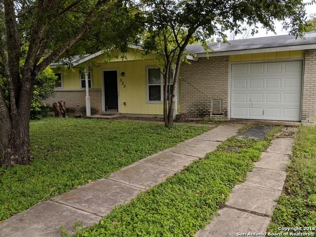330 W Lindbergh Blvd, Universal City, TX 78148 (MLS #1348031) :: Tom White Group