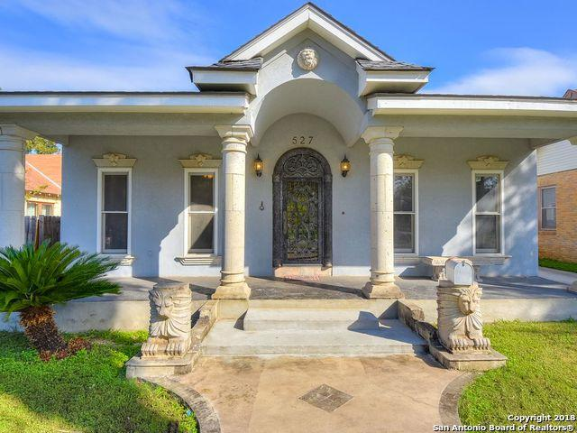 527 Donaldson Ave, San Antonio, TX 78201 (MLS #1348041) :: The Suzanne Kuntz Real Estate Team