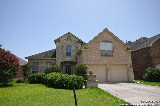 706 Mello Oak, San Antonio, TX 78258 (MLS #1348054) :: Erin Caraway Group